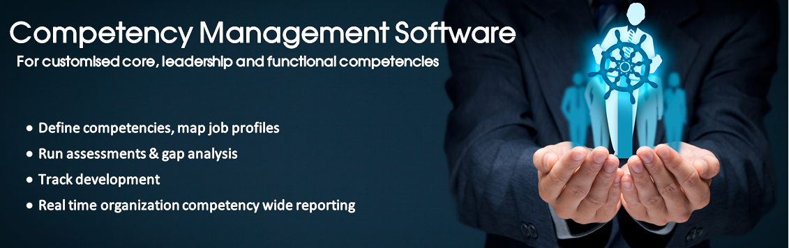 Competency Management Software - For all types of competencies - Core Competencies, Leadership Competencies, Technical Competencies, Clinical Competencies. Define competencies, map job profiles. Run assessments & gap analysis. Track development