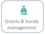Manage Bonds & Grants
