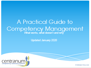 A Practical Guide to Competency Management 2020