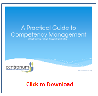 A Practical Competency Framework