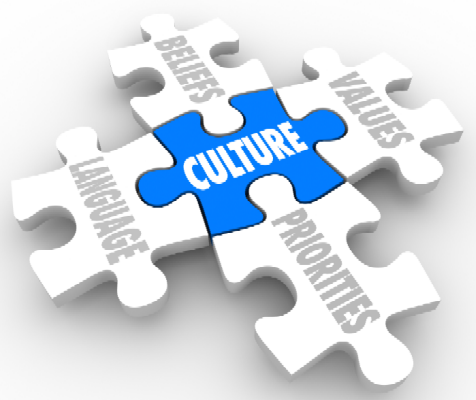 organisational structure and culture The impact of organizational structure and leadership styles on  transformational leaders are: proactive works to change the organizational culture by.