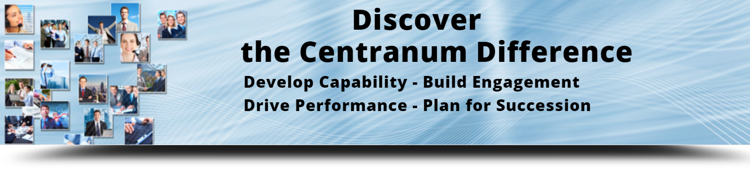 Talent Management Software - the Centranum Difference