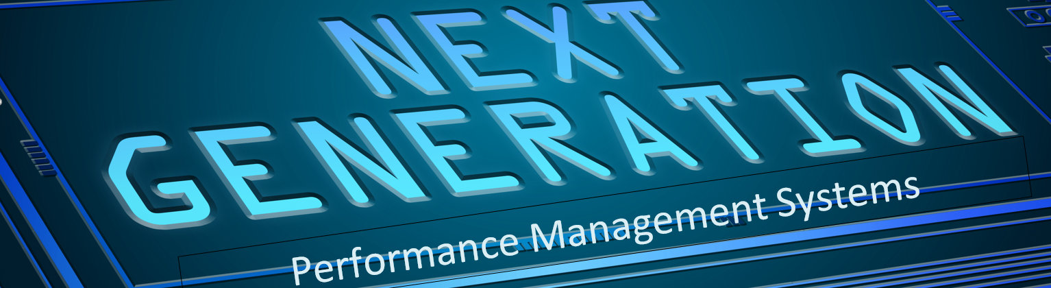 Next Generation Performance Management