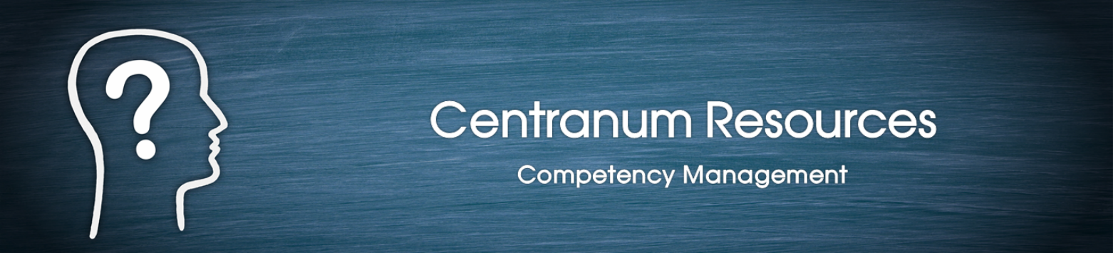 Competency Management Resources