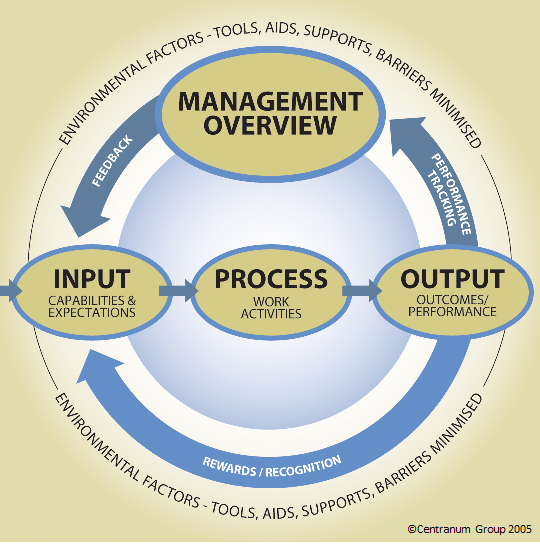 work performance model