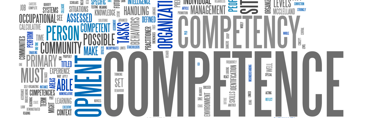 competence and competency