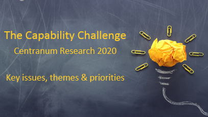 Centranum Research - The Capability Challenge