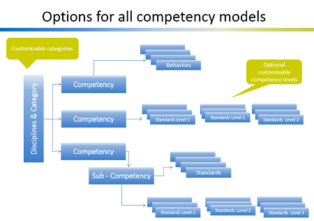 flexible options support all competency models
