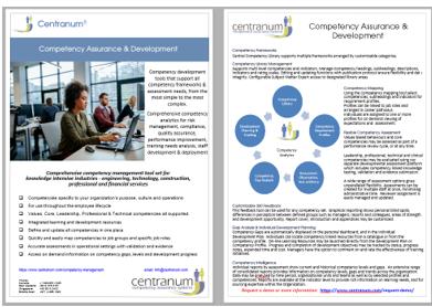 Centranum Competency Management Software