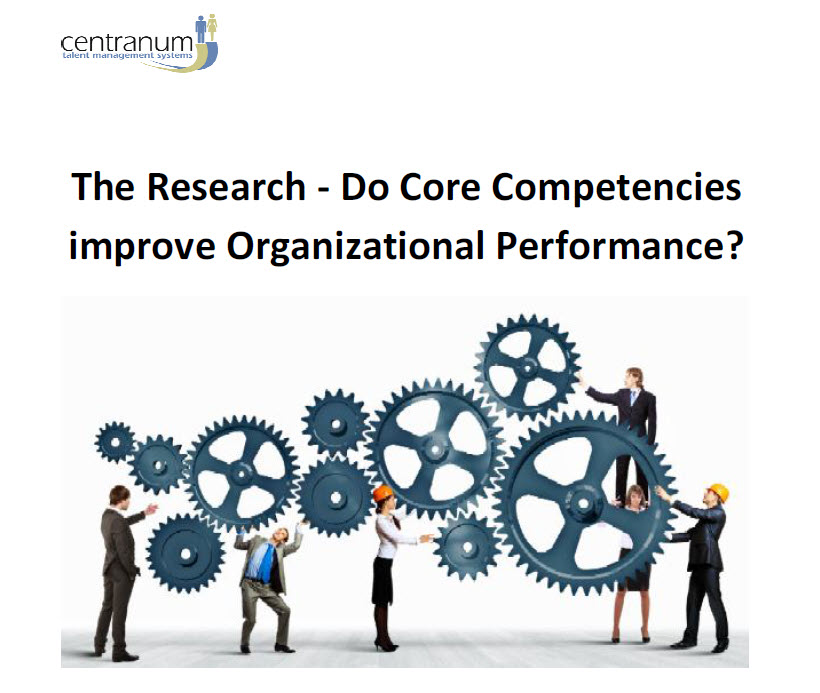 core competencies and performance
